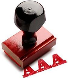 AAA rated company